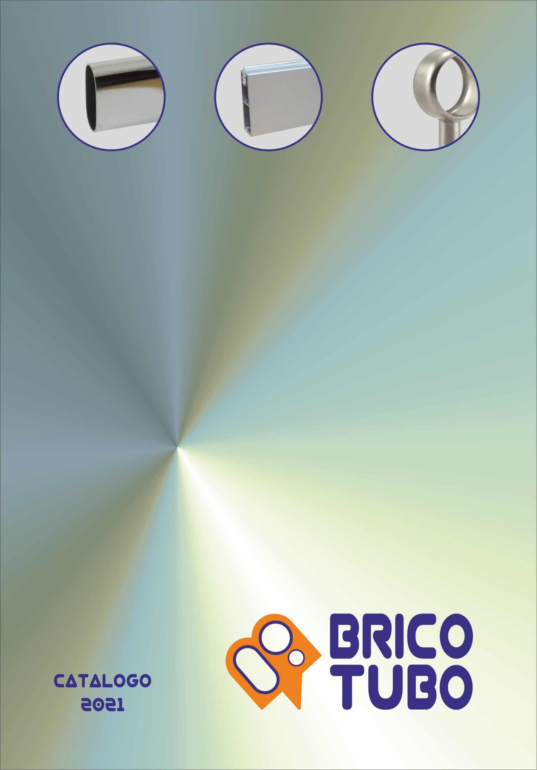 portada catálogo bricotubo 2021